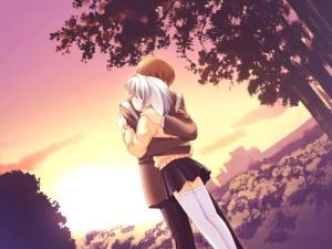 Anime-Hugging-Couple-Pictures